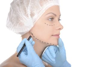 avant une chirurgie esthétique