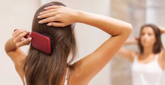 Solutions anti chute de cheveux